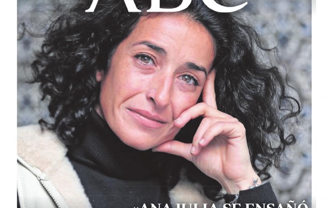 Entrevista completa a Patricia Ramírez en el diario ABC