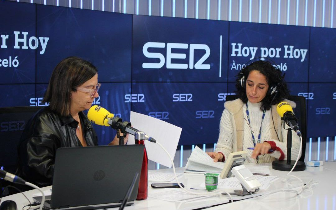 Intervención de Patricia Ramírez en 'Hoy por Hoy'